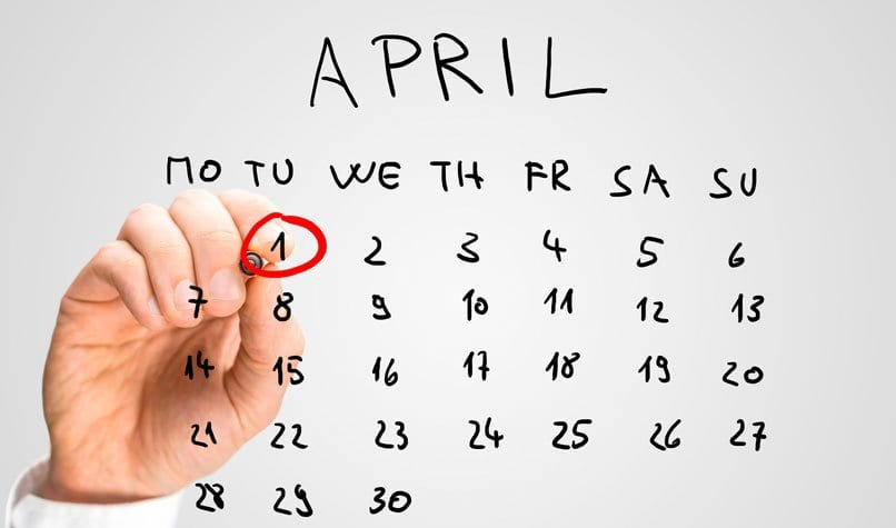 april calender | Kelowna Life Real Estate
