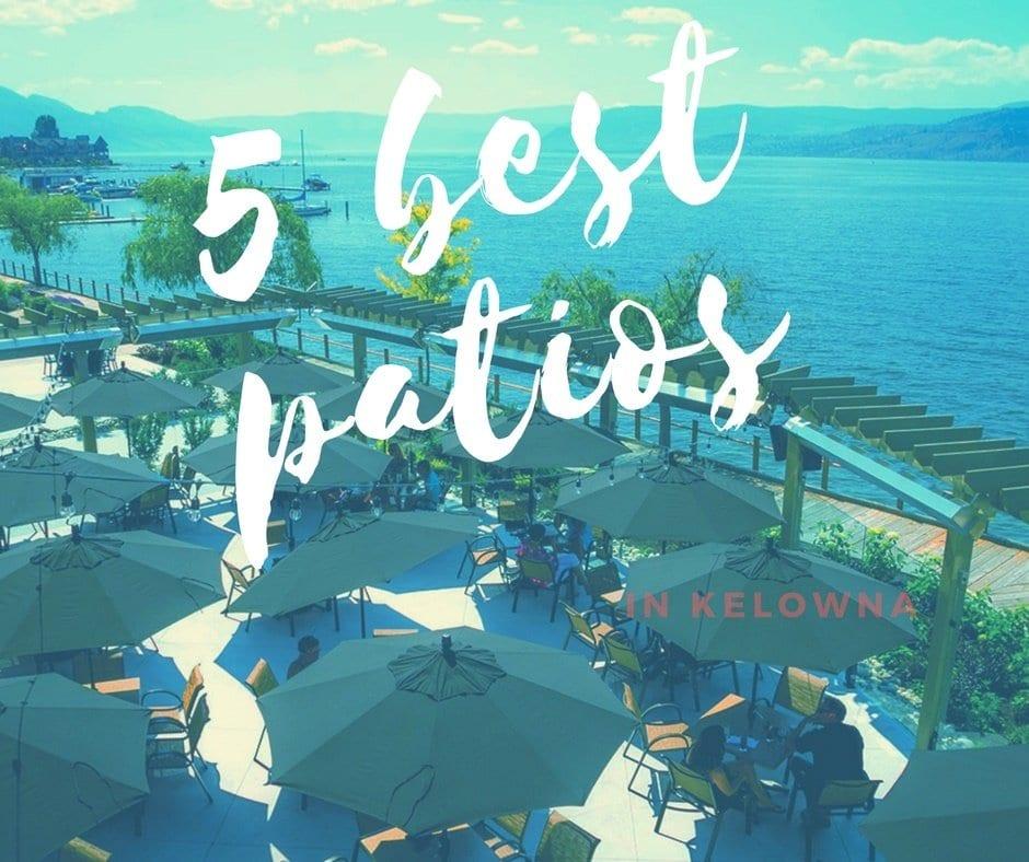 5 best patios