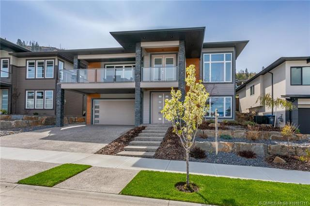 5649 Mountainside Drive in Kettle Valley high end real estate Kelowna